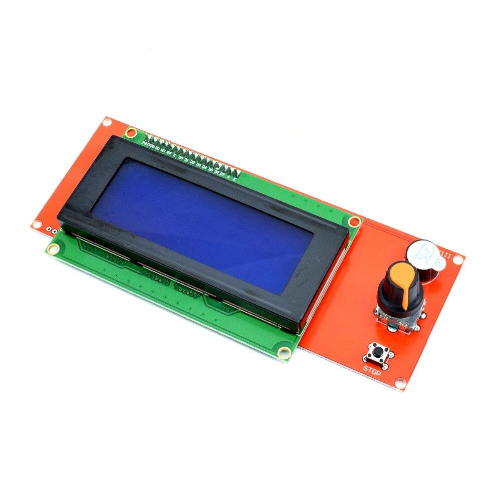 Adeept LCD 2004 дисплей контроллері RAMPS 1.4 - Смарт электроника - фото 3