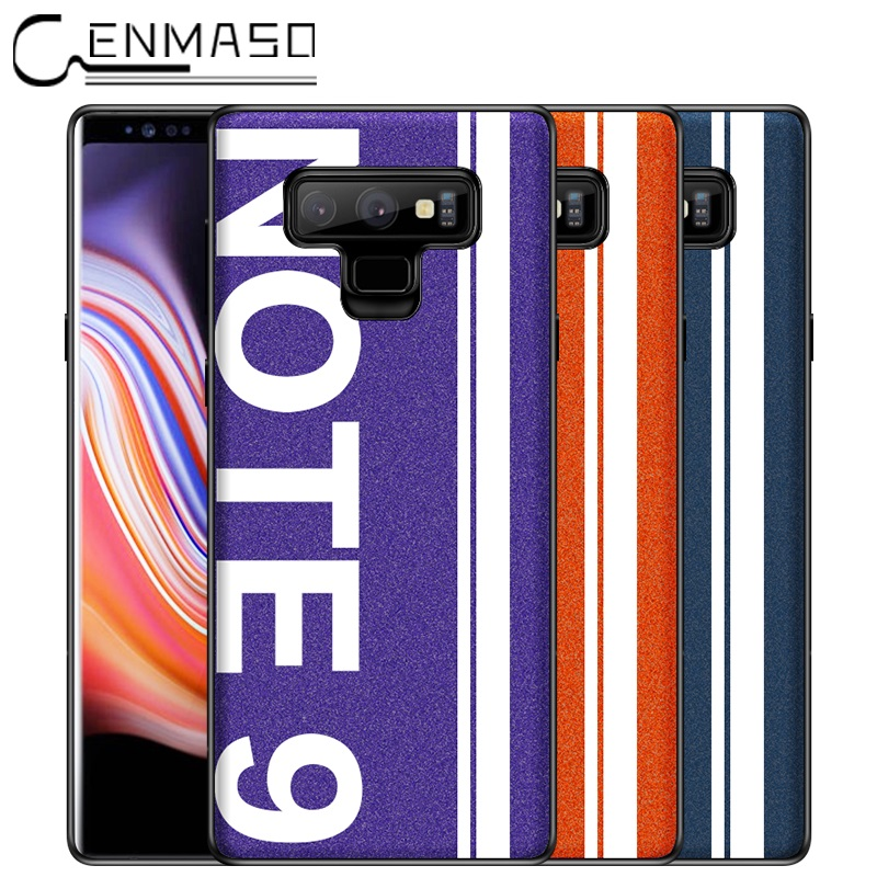 For Samsung Note 9 Case Original Sports Street Culture for Samsung Galaxy Note 9 High Quality
