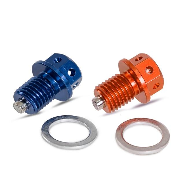 Magnetic Oil Drain Plug Bolt Fits For KTM 125 200 250 300