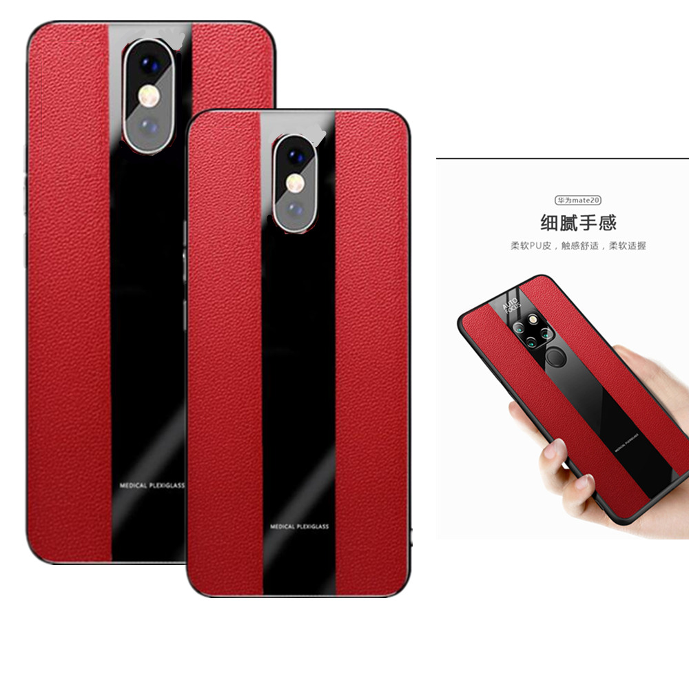 For Huawei MATE10 MATE 10 PRO Case tpu business case Soft TPU protective cover for MATE10 Case Phone Cover Funda Coque in Fitted Cases from Cellphones Telecommunications