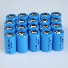 США 20-pack 3,6 V ER14250 liSOCL2 1/2AA литиевая батарея 14250 1200mah PCL батарея Замена для SAFT LS14250 TL-5902 SL-550