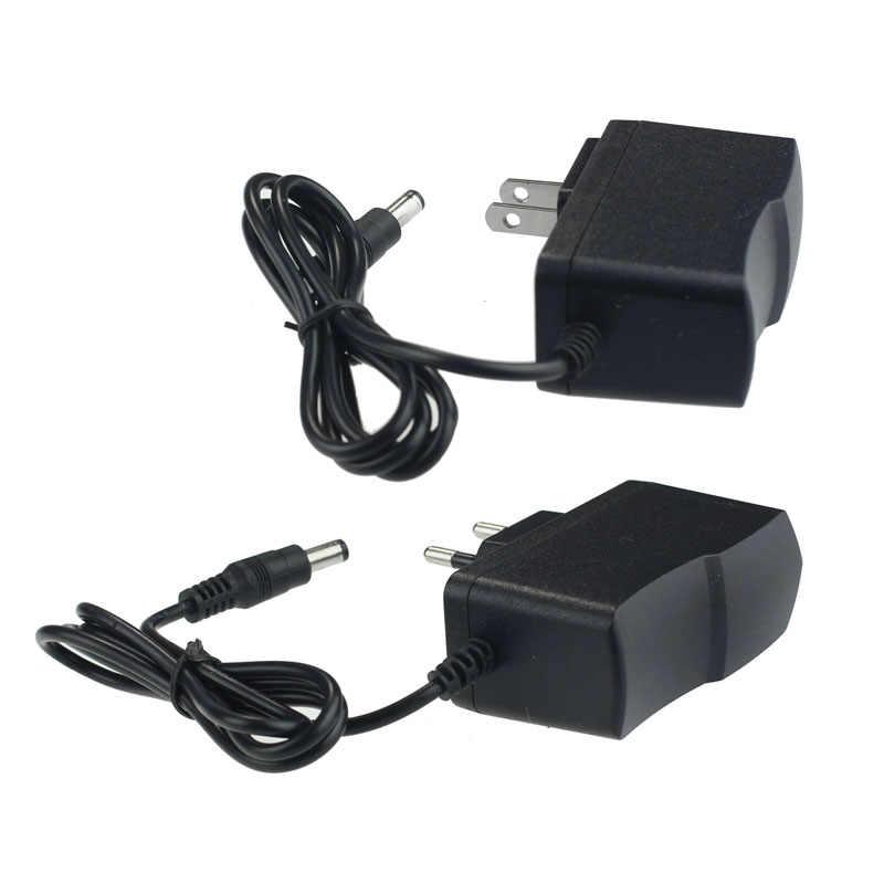 9 V/1A Uni Eropa AC Power Adaptor Gitar Efek Pedal untuk BOSS PSA 120 T Archer US/EU PLUG 1 Pcs 90 Cm Charger Adapter Power Adaptor