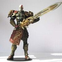 NECA anime dios de la guerra brinquedos figura de acción Juguetes Juegos juguete Kratos figuras brinquedo colección Juguetes Navidad regalo