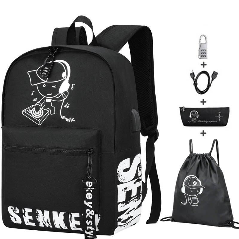 Talking Heads Stop Making Sense Child Bookbag For Elementary School Fashion Students Schoolbag