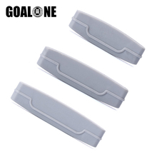 GOALONE 6Pcs/Set Plastic Toothpaste Squeezer Creative Tube Dispenser Manual Squeezing Bathroom Accessories