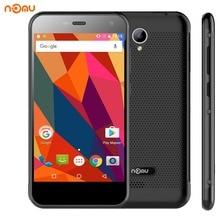 D'origine Nomu S20 5 pouces Smart Mobile Téléphone MTK6737T Quad Core 3G RAM 32G ROM Téléphone Portable Étanche 4G Lte 13MP 3000 mAh Smartphone