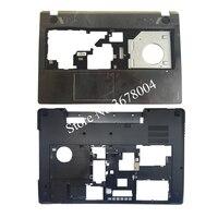 New FOR Lenovo Ideapad Y580 Y580A Y580P Palmrest COVER AM0N0000500/Laptop Bottom Base Case Cover AP0N0000500 AP0N0000510