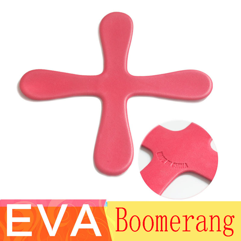 LONSUNOutdoor-Sport-Boomerang-Security-Soft-Material-Toy-Amusing-Physical-Exercise-Parent-child-Movement-Boomerang-5