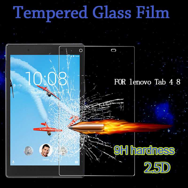 9H Tempered Glass Screen Protector For Lenovo Tab 4 10 8 plus TB-X304L TB-X304F TB-X704L 3 710L 850F Yoga Tab X90 X90F HD Film 9h tempered glass for lenovo tab 4 10 plus tab 4 8 plus tab3 7 8 plus tab 2 a10 70 tablet screen protector protective film