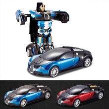 Ultra-Sensing Gesture Transform Remote Control Car Model Kids Toy Christmas Gifts YJS Dropship