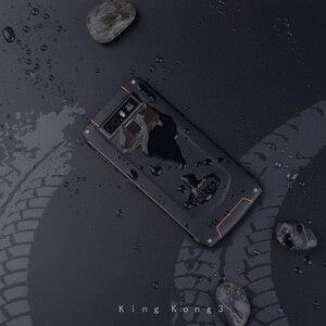 Image 5 - Cubot King Kong 3 IP68 Водонепроницаемый Защитный Телефон NFC 6000 мА/ч, большая Батарея Android 8,1 4 Гб + 64 Гб Тип C FastCharge OctaCore KingKong 3