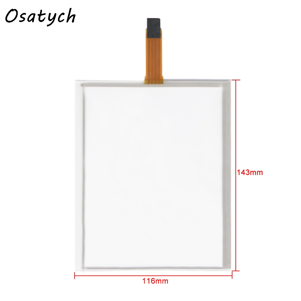 New 6.4 Inch 4Wire Resistive Touch Screen Panel for PD064VT5 143mm*116mm Touch Panel Glass-in Tablet LCDs & Panels from Computer & Office on AliExpress - 11.11_Double 11_Singles' Day 1