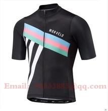MORVELO new men bike Jersey 2019 triathlon pro team racing sweatshirt MTB short sleeve cycling shirt outdoor tights breathable