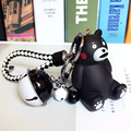 cute bear Keychain Cute Bag Charm Holder Cartoon Resin Key Chain