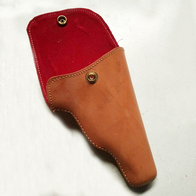 Surplus Chinese Type 77 Gun Holster PLA Army Military Original Hunting Leather Sheath CN(China)