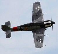 FMS Model 1400mm FW 190 A8 World War II Model Aircraft PNP FMS045