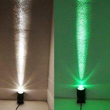 Tonybuny высокомощный ландшафтный светильник dia литой Алюминиевый напольный Светодиодный точечный светильник зеленый синий теплый белый IP65 точечный светильник