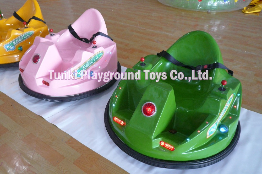 Fiberglass Bumper Car For Adult And Child
