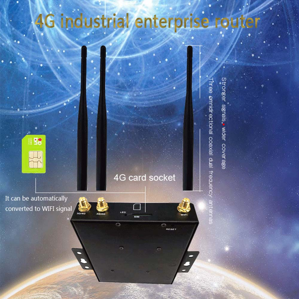 Industrial 3G/4G wifi module stable long life Support the United States, Europe, Japan, Africa 4G standards ip camera computer