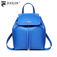 2018 special Brand women leather backpack new listed genuine leather backpack school girl&boy fashion style China hot #6091