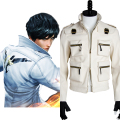 New King of Fighters XIV KOF 14 Kyo Coat Jacket Only Original 100% Cosplay Costume For Halloween Party Suit