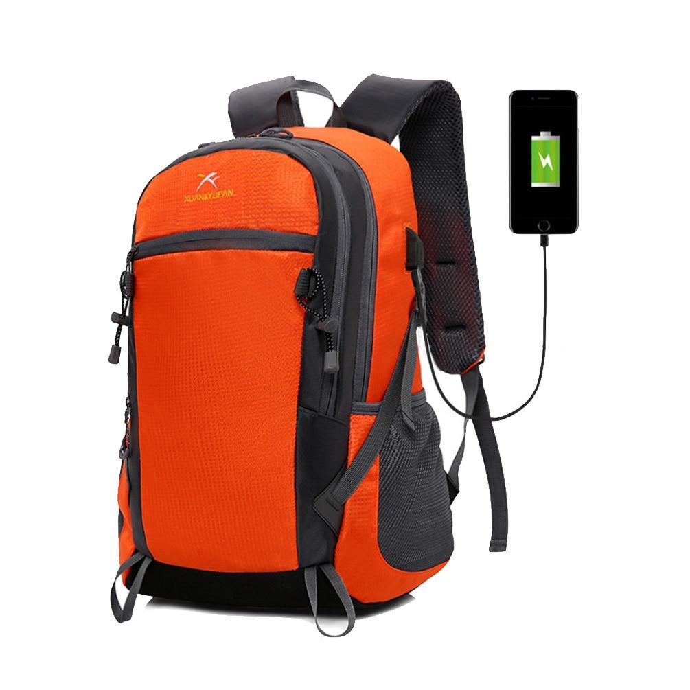 Ryggsäck Lättväska Ryggsäck Multi-Purpose Ryggsäck Trendy - Väskor för bagage och resor - Foto 4