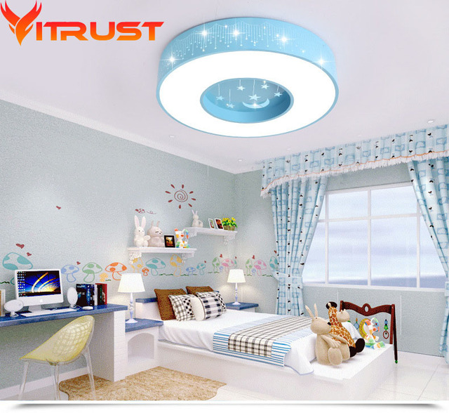 led plafond lampen baby kids lichten slaapkamer livingroom leuke