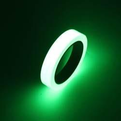 Мм 10 м 10 мм светящаяся лента ночного видения Светящиеся в темноте самоклеящиеся Предупреждение ющие ленты безопасность украшения дома