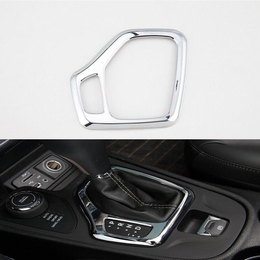 2015 Jeep Cherokee Interior: YAQUICKA For Jeep Cherokee 2014 2015 2016 ABS Car Interior