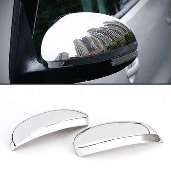 Window Body Wing Mirror Automobile Decorative Modified Car Styling Modification Accessory Bright 18 19 FOR Volkswagen Tiguan