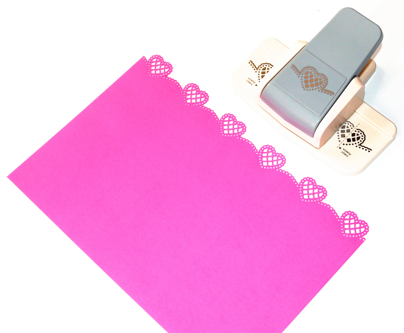 New Arrival Fancy Border Punch Fish Design Scrapbooking Embossing Punch For DIY Handmade Crafts 8726-1