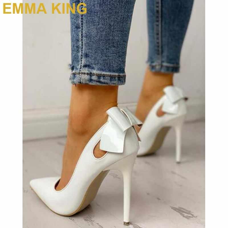 EMMA KING Trendy Women Pointed Toe
