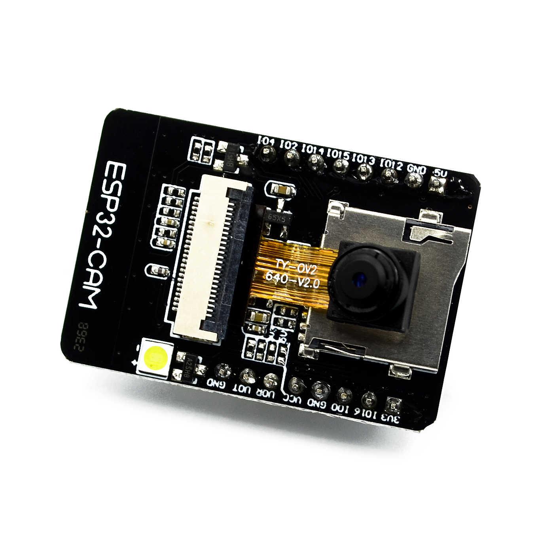 Esp32 cãmera modulo wi-fi placa, ESP32-CAM wi-fi placa de desnvolvimento 5v bluetooth ov2640 modulo da câmera