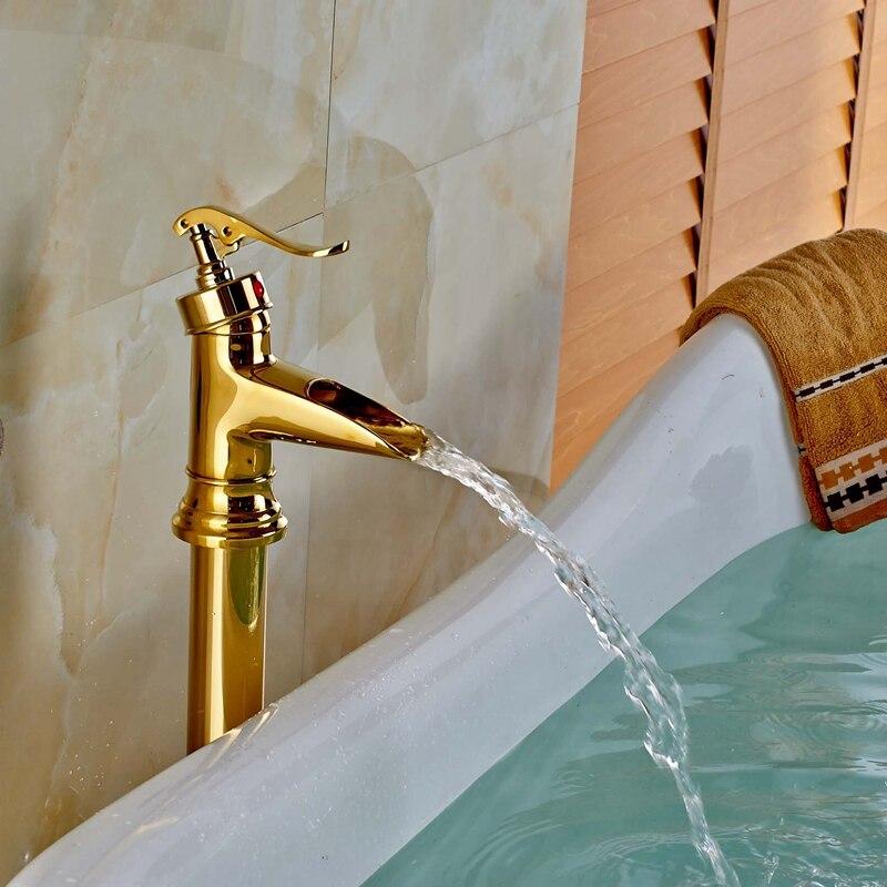 Oil Rubbed Bronze Luxury Tub Mixer Tap Bathroom Tub Faucet Floor ...