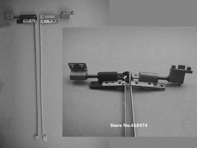 """Novo 17 """" LCD dobradiças L + R Set para Hp Pavilion DV9000 DV9200 DV9500 DV9700"""