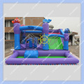 Free Shipping Inflatable Bouncer with Ball Pool Inflatable Sea World Bouncy house with Slide  Fast Delivery Commercial Quality