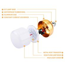 Super Power Led Lamp Bulb E27 Lights Bombilla led 10W 15W 20W 30W 40W 50W 60W Tri-proof Lampada 220V Spotlight Home Warm White
