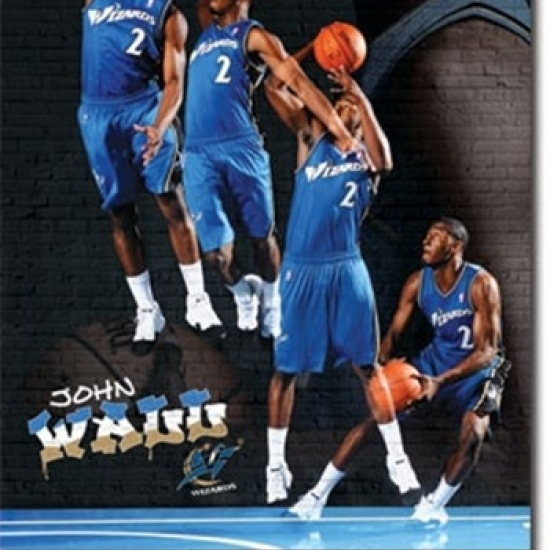 Wizards – J Wall 10 Poster Print (24 x 36)