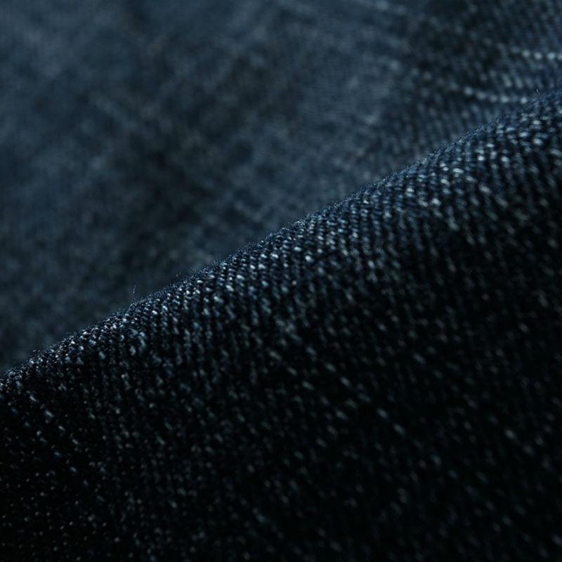 ¡Guauu! Brand Jeans Men Casual Denim 100% algodón Jeans para hombre - Ropa de hombre - foto 6
