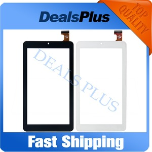 Replacement New Touch Screen Digitizer Glass For Acer Iconia One B1-770 A5007 7-inch White Black(China)
