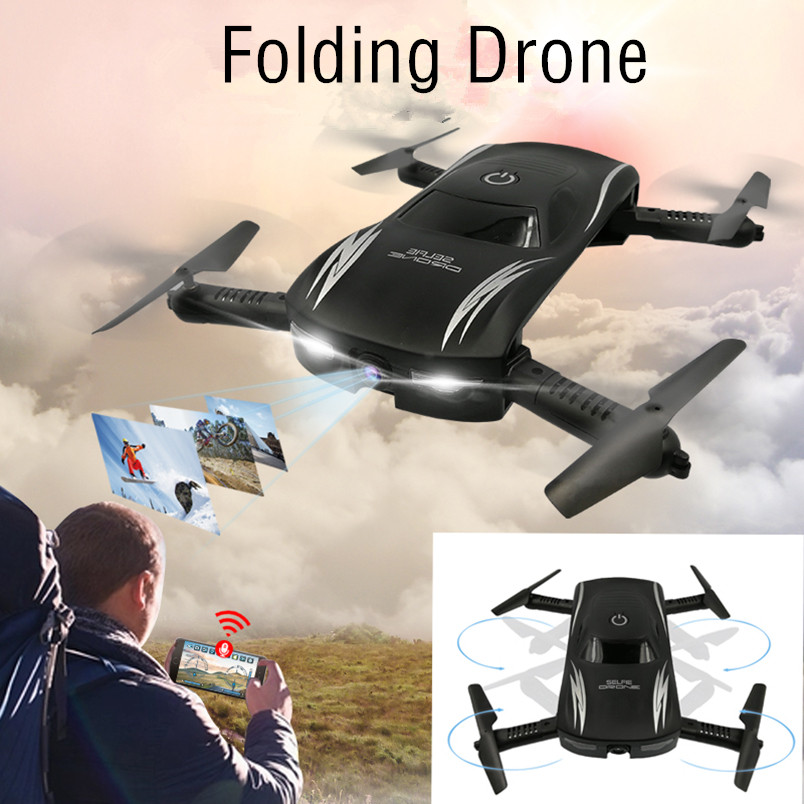 Foldable X185 2.4GH 4CH WIFI FPV Drone With HD Camera 4-Aixs GPS Professional RC Quadcopter Car Style APP Control Drones newest apple shape foldable wifi fpv rc drone rc130 2 4g apple quadcopter with 6axis gryo with 720p wifi hd camera rc drones