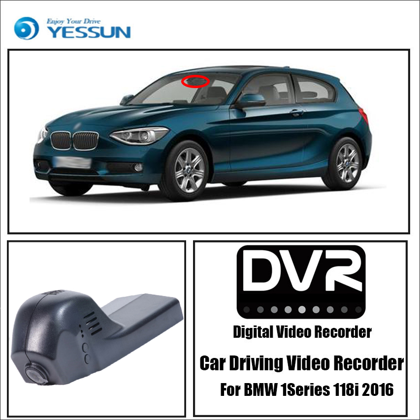 Car Electronics Automobiles & Motorcycles Yessun For Bmw 1 Series 118i 2016 Car Dvr Mini Wifi Camera Driving Recorder Car Dash Cam Video Recorder Original Style
