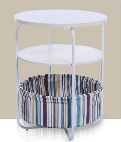 42*54cm Multipurpose storage side table tea table Round Coffee Tables coffee table