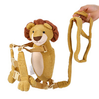Newest 2 In 1 Harness Buddy 30 Models Baby Safety Animal Toy Backpacks Bebe Walking Reins