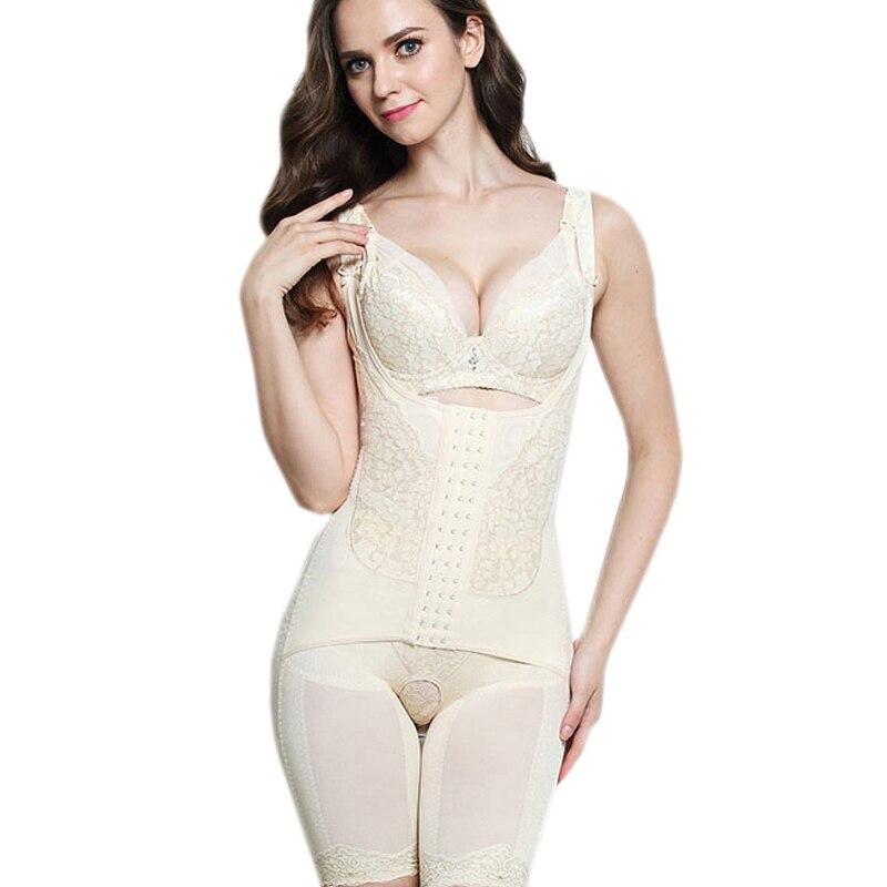 47b2cd9a4441 Plus Size Women Sexy Corset Shaper Magic Slimming Bodysuits Underwear  Ladies Shapewear Slimming Suits Body Shaping W880555-in Bodysuits from  Underwear ...