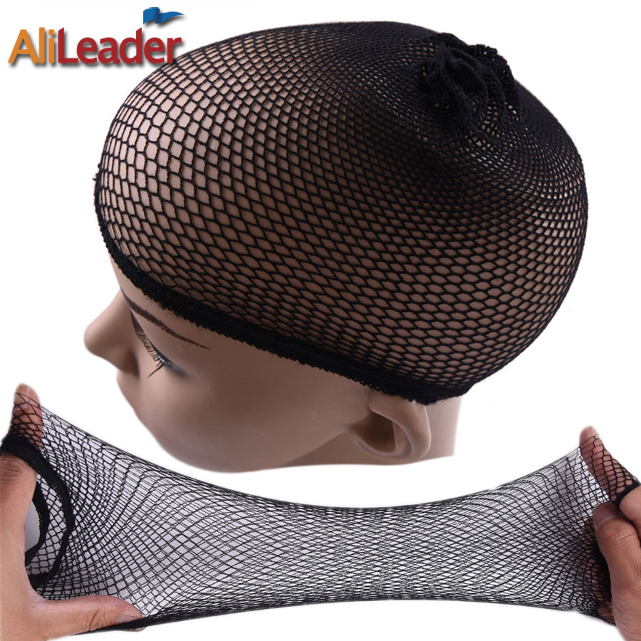 Alileader 2018 Top Sale Hairnets Good Quality Mesh Weaving