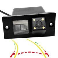 Otomobiller ve Motosikletler'ten Araç Kamerası'de Akıllı dinamik yörünge parçaları araba arka kamera için Hyundai Grand Starex Royale i800 H1 H 1 seyahat kargo iLoad iMax H300