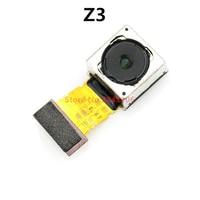 XIANHUAN Original Rear Main Camera For Sony Z3 D6603 D6653 D6633 Big Camera Flex Cable Back