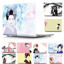 Kimono Pattern Hard Case Protective Cover Shell for Apple Mac MacBook Air 11 13 Pro 12 13 15 Fashion Women Men Bag Sleeve цена и фото