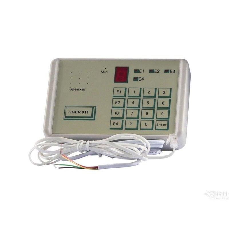 ZORASUN Clearance SALE Tiger911 Phone Autodialer Security Alarm System 911 Auto dialer
